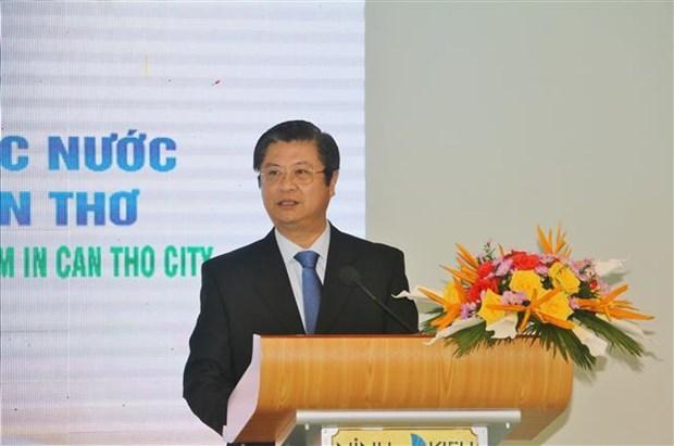 马来西亚和新加坡企业赴越南芹苴市寻贸易投资机会 hinh anh 3