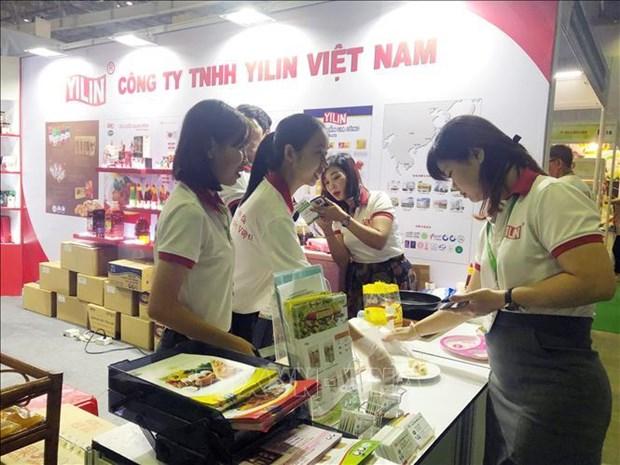 越南国际食品饮料展及越南加工技术及包装设备展览会开幕 hinh anh 2