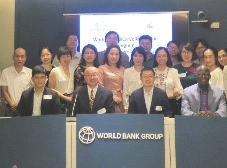日本和世行协助越南提高老年人照顾服务质量 hinh anh 1