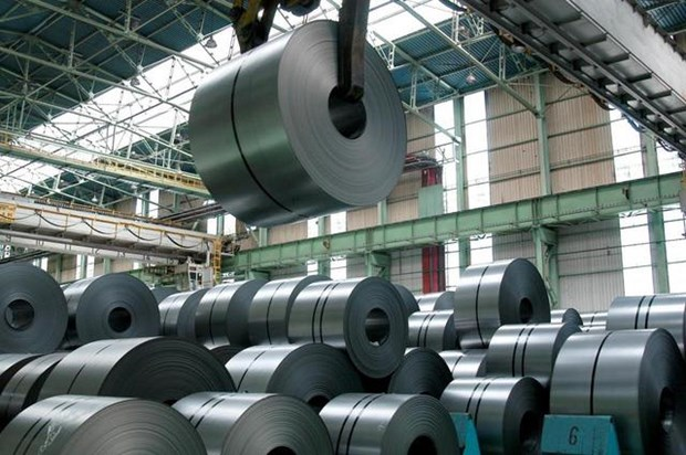 越南延长对中国冷轧钢产品进行反倾销调查时间 hinh anh 1