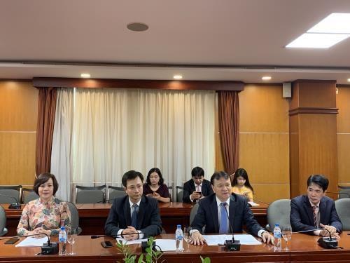 加强合作 促进越南企业参与外国分销网络 hinh anh 2