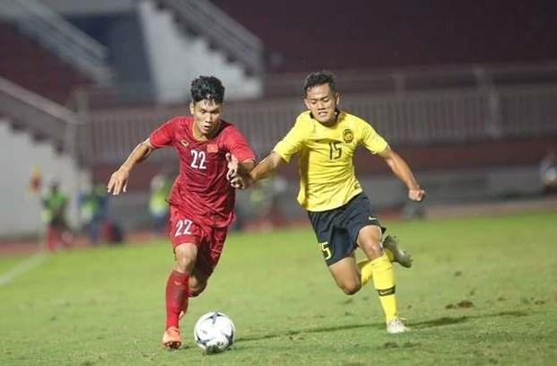 2019年东南亚U18足球锦标赛:越南队开门红 hinh anh 1