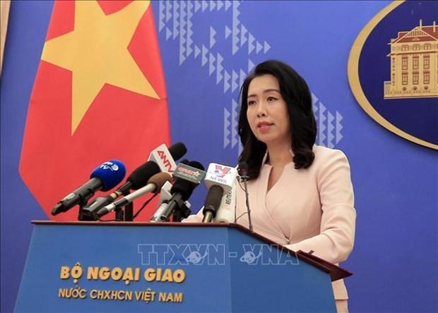 """越南采取有力措施来阻止外国产品假冒""""越南制造""""并出口到美国的违法行为 hinh anh 1"""