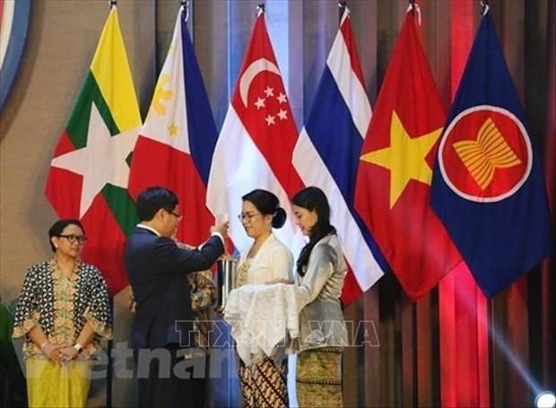 东盟秘书长林玉辉表示相信越南将成功担任2020年东盟轮值主席国 hinh anh 1
