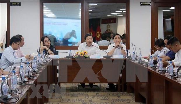 胡志明市信息技术与传媒奖致力于推动智慧城市建设 hinh anh 1