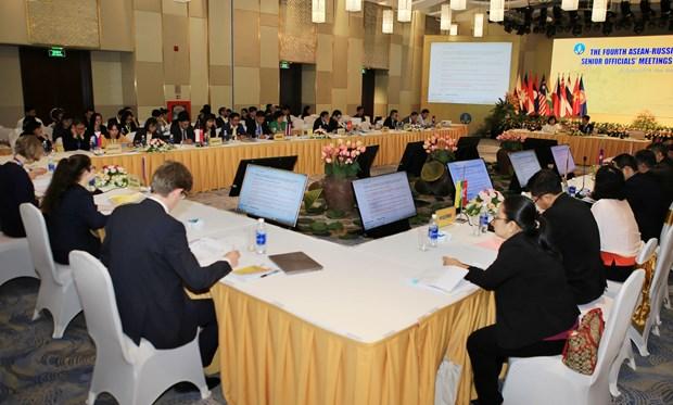 第18届东盟与中日韩农林部长会议高官会落下帷幕 hinh anh 2