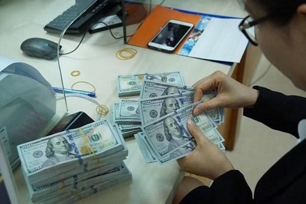 8月9日越盾对美元汇率中间价下降5越盾 hinh anh 1