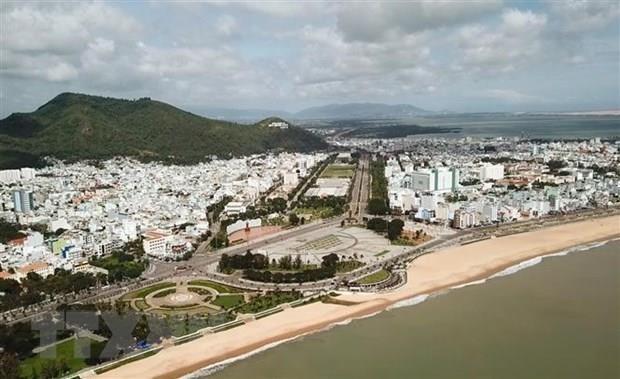 越南中部地区经济发展会议将在平定省举行 hinh anh 1