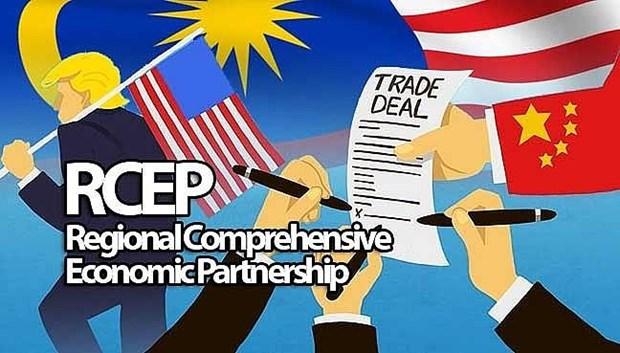 泰国加快双边和地区自由贸易协定谈判进程 hinh anh 1