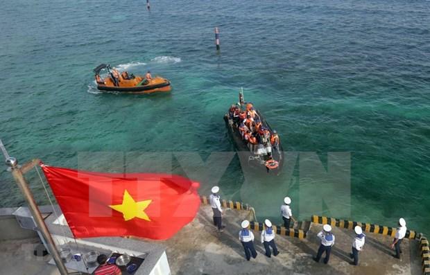 UNCLOS:建立海上秩序、促进海上合作与发展的国际法依据 hinh anh 1