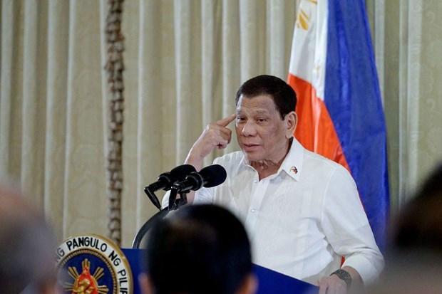 菲律宾反对中国两艘考察船进入专属经济区 hinh anh 1