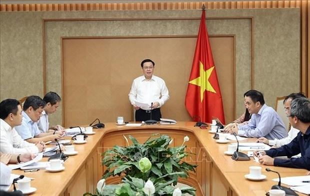 越南政府副总理王廷惠:外债低于国会所批指标并在政府的控制范围内 hinh anh 1