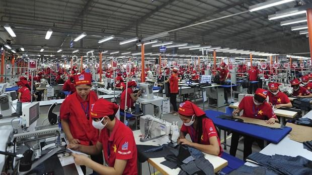 越南纺织服装业发展助推器 hinh anh 1