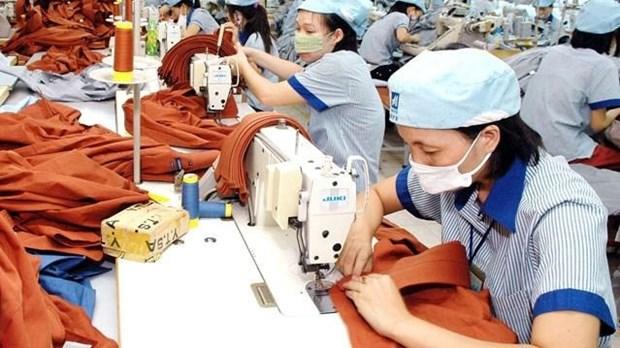 越南纺织服装业发展助推器 hinh anh 2