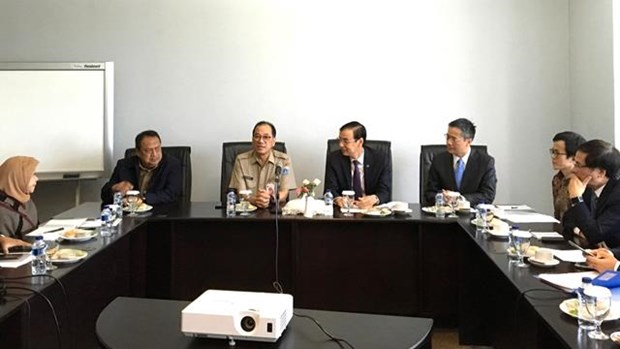 河内市推进东盟框架内的合作 hinh anh 3