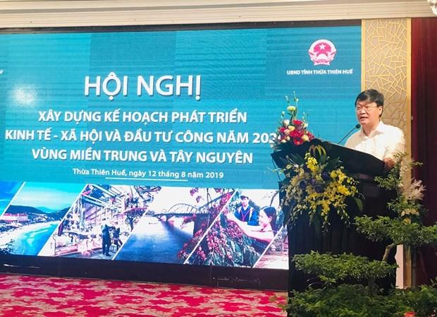 越南中部以北、中部沿海和西原地区联手合作 共促发展 hinh anh 1