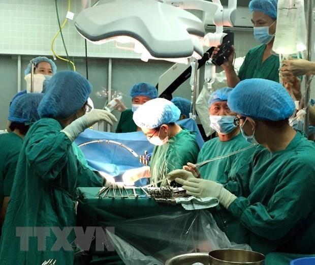 越日加强医务人员培训与开发领域的合作 hinh anh 1