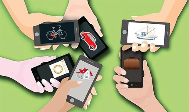 为共享经济企业和传统企业营造公平的竞争环境 hinh anh 1