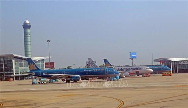 越南各家航空公司调整于中国香港起降的航班执行计划 hinh anh 1