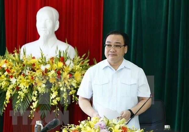 河内市合作社联盟为首都经济社会发展做出积极贡献 hinh anh 1