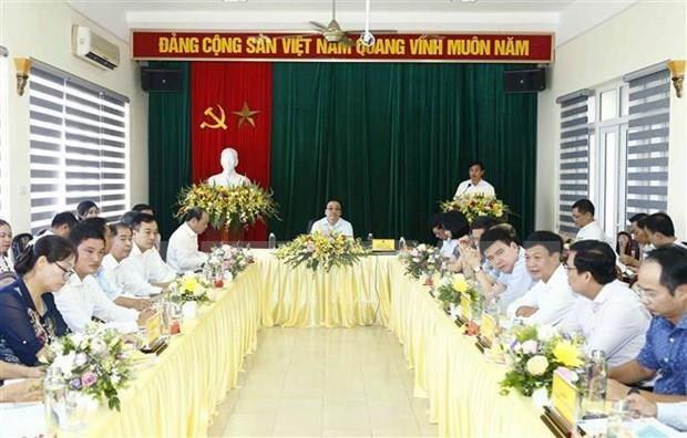 河内市合作社联盟为首都经济社会发展做出积极贡献 hinh anh 2