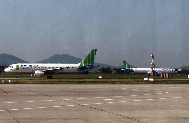越竹航空公司获得越南民用航空局颁发ATO证书 hinh anh 2