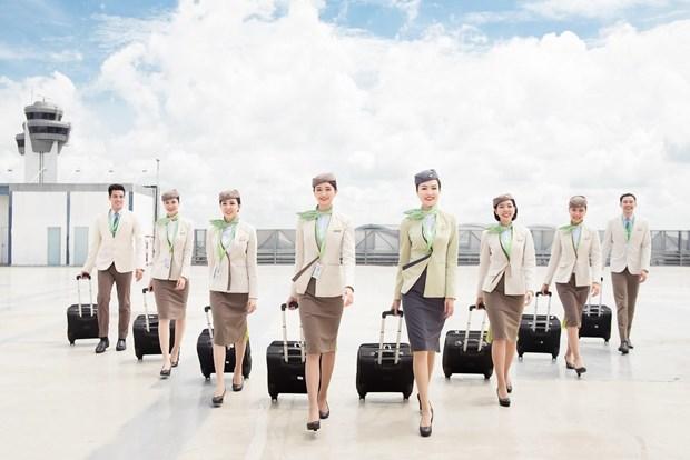 越竹航空公司获得越南民用航空局颁发ATO证书 hinh anh 1