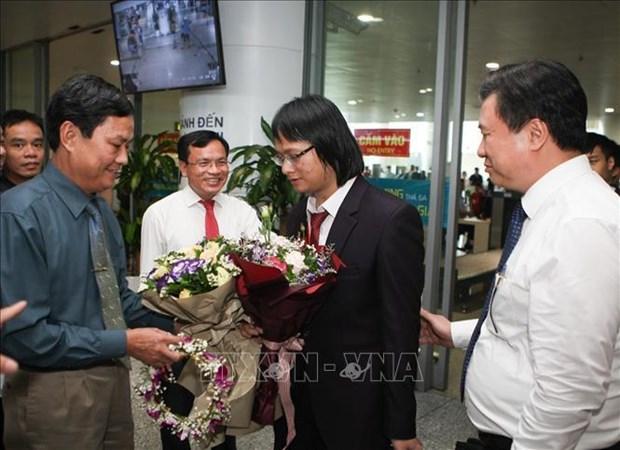 越南教育培训部领导:优秀学生培养运动扩展到全国各省市 hinh anh 1