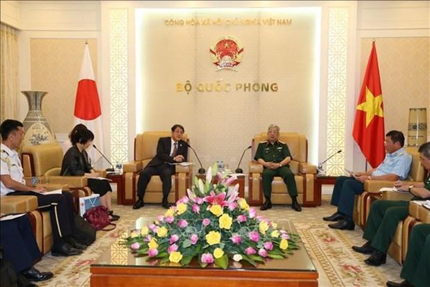 越南与日本加强合作 有效处理战争遗留后果 hinh anh 1