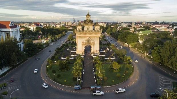 世行对老挝经济增长预期持乐观态度 hinh anh 1