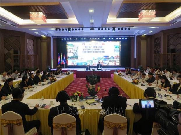 柬缅泰越四国合作推动南方旅游走廊发展 hinh anh 1