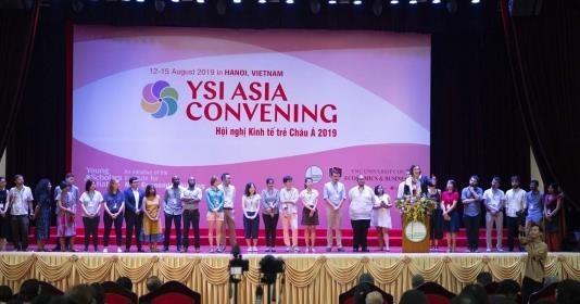 400余名国际学者出席2019年亚洲青年经济领袖论坛 hinh anh 1