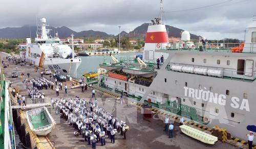 致力成为一个海洋强国、靠海致富的越南:法律至上与和平诚意(第二篇) hinh anh 1