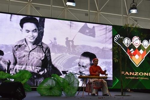 越南独特文化亮相2019年国际军事比赛 hinh anh 1