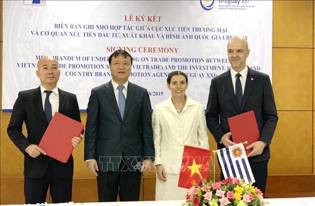 越南与乌拉圭加强贸易合作关系 hinh anh 2