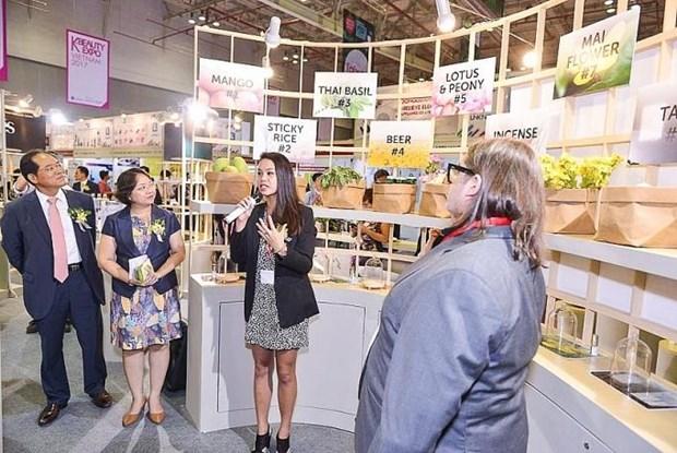 2019年越南国际美容博览会即将开展 hinh anh 2