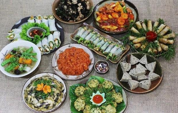 盂兰盆节:不需丰盛的祭品 只需一颗诚挚的心 hinh anh 1