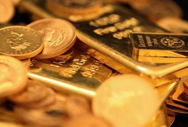 8月15日越南黄金价格大跌后回升 hinh anh 1