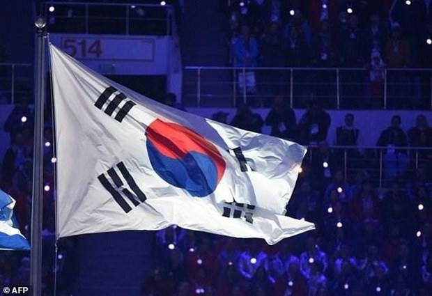越南领导人向大韩民国领导人致贺电 hinh anh 1