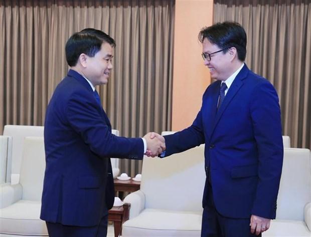河内市将继续致力巩固越南与柬埔寨的关系 hinh anh 1
