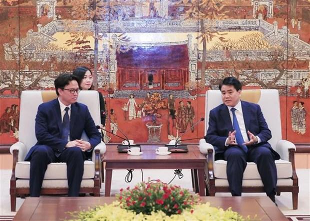 河内市将继续致力巩固越南与柬埔寨的关系 hinh anh 2