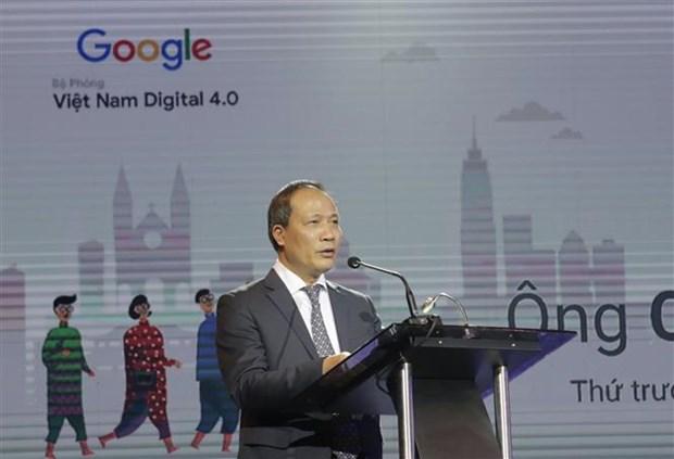 4.0数字化越南发射平台项目有助于提升越南中小企业的数字能力 hinh anh 2