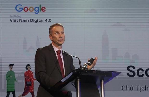 4.0数字化越南发射平台项目有助于提升越南中小企业的数字能力 hinh anh 3