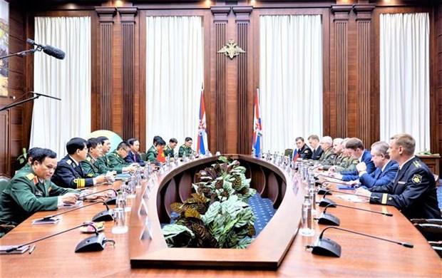 越南与俄罗斯加强防务合作 hinh anh 3