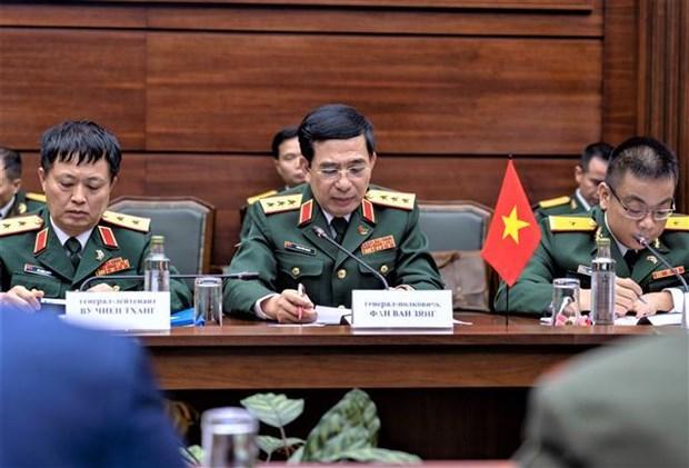 越南与俄罗斯加强防务合作 hinh anh 2