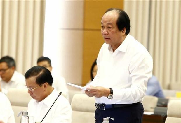 国会常委会对各专题监督和专题询问活动进行总结 hinh anh 2