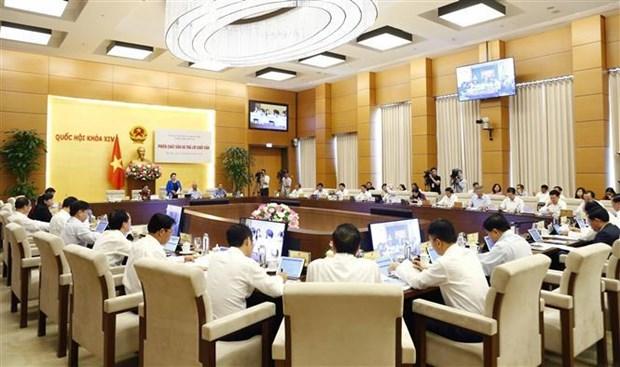 越南国会常委会第36次会议:专题询问和回答询问活动开展 hinh anh 1