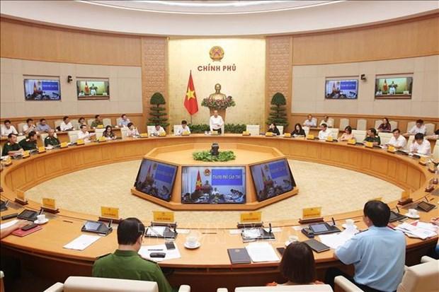 政府常务副总理:越南航空产业要实现健康发展 hinh anh 1