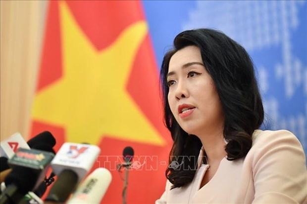 越南要求中国海洋地质八号调查船和护卫舰撤离越南海域 hinh anh 1