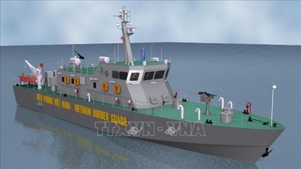 印度为越南建造12艘高速巡逻艇 hinh anh 2